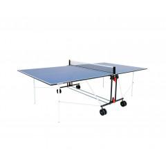 Теннисный стол Donic Indoor Roller Sun Blue 230222-B 16мм