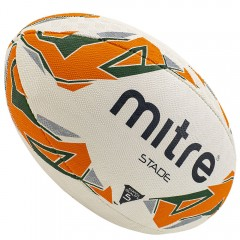 Мяч для регби Mitre Stade арт.BB1150WOG р.5