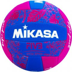 Мяч для пляжного волейбола MIKASA BV354TV-GV-BP р.5