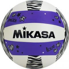 Мяч для пляжного волейбола MIKASA VXS-ZB-PUR р.5