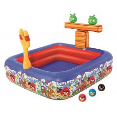 Бассейн Bestway 96111 детский игровой центр, 147х147х91см, 265 л