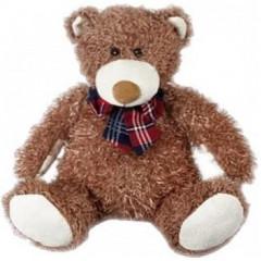 Медведь с галстуком 28 см Fluffy Family 93431