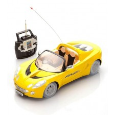 Автомобиль гоночный с открытым верхом, на радиоуправлении CR180007