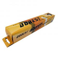 Мяч для настольного тенниса DOBEST BA-02 (1 звезда) 6шт/уп