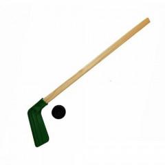 Клюшка детская хоккейная с шайбой арт. 05-02