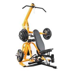 Силовой комплекс Powertec Lever Gym TM WB-LS14 (желтый)