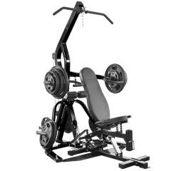 Силовой комплекс Powertec Lever Gym TM WB-LS14-B (черный)
