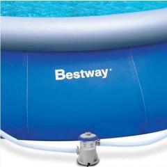 Бассейн Bestway 57166 надувной 366*91см