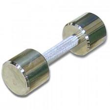 Гантель (1шт) 5 кг хром MB Barbell