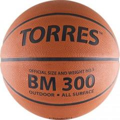 Мяч баскетбольный Torres BM300 арт.B00015 р.5