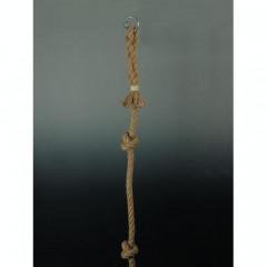 Канат для лазания  с узлами KV.REZAC арт. 03035851300 дл. 3 м