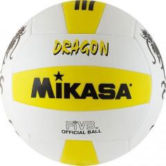 Мяч для пляжного волейбола MIKASA VXS-DR1 Dragon р.5
