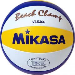 Мяч для пляжного волейбола MIKASA VLS300 Beach Champ р.5
