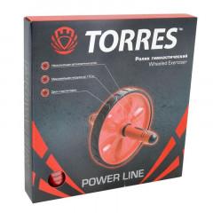 Ролик гимнастический Torres арт.PL5012