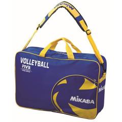 Сумка на 6 волейбольных мячей MIKASA VL6B-BL