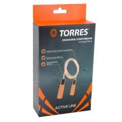Скакалка спортивная Torres арт.AL1002