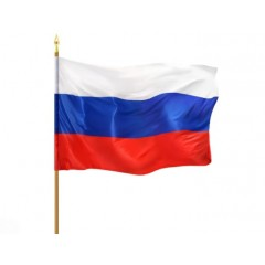 Флаг с логотипом 60х90см