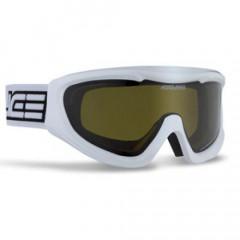 Очки горнолыжные Salice White/Goldgreen 894DA