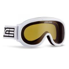 Очки горнолыжные Salice White/Goldgreen 976DA