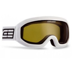Очки горнолыжные Salice White/Goldgreen 992DA