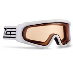 Очки горнолыжные Salice White/Brown 994DA