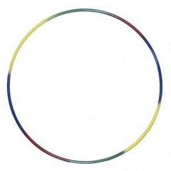Обруч стальной гимнастический d 900мм стандартный 900гр многоцветный