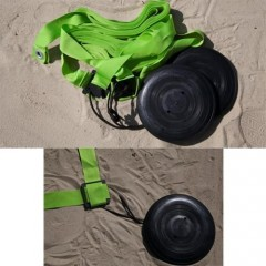 Разметка для пляжного волейбола KV.REZAC арт.15135010001 8х16м