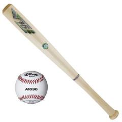 Набор бейсбольный Wilson & V76 бита V76, 28