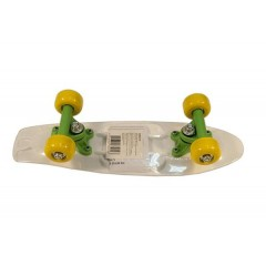 Скейтборд пластиковый Action CMW019 17