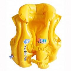 Жилет с воротником INTEX 58660, от 3-6 лет