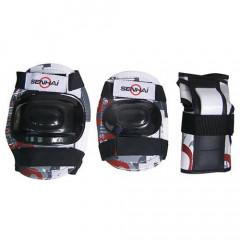 Защита локтя, запястья, колена Action PWM-303 р.L