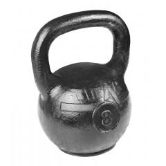 Гиря чугунная Titan 8 кг