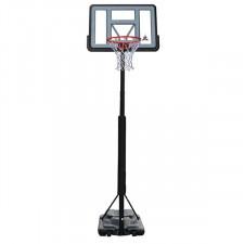 Баскетбольная мобильная стойка DFC STAND44PVC3 110x75cm